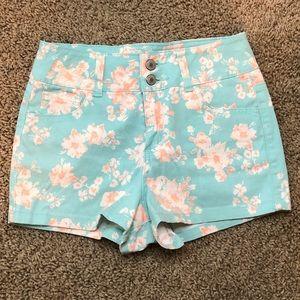 ZCO Jeans floral print shorts